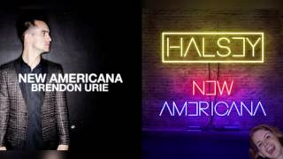 New Americana - Brendon Urie & Halsey Mashup