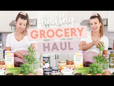 HEALTHY GROCERY HAUL | What's In My Fridge + Pantry!