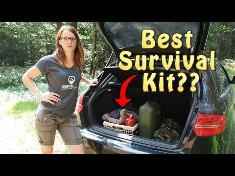 Bug Out Vehicle - Prepared And Ready!