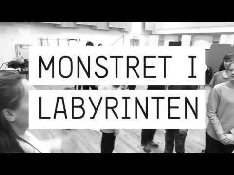 Monstret i labyrinten, teaser