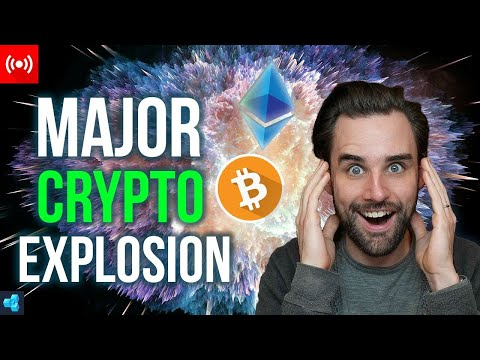 🔴LIVE: MASSIVE day for Crypto | What You MUST Know