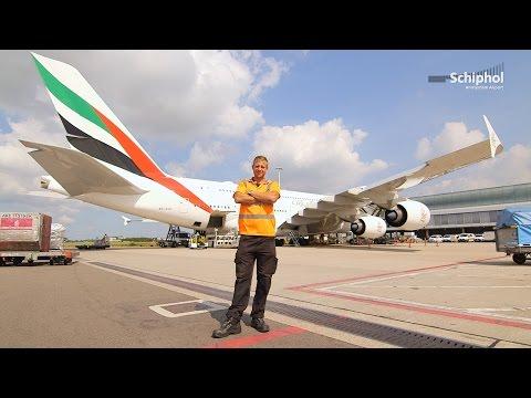 Start je baan op Schiphol: voorman platform