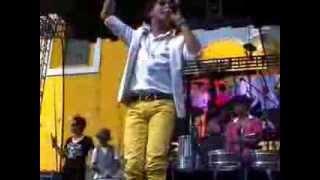 La Cumbia Sabrosa Kryztian Star en San Pedro Cholula