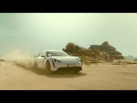 Porsche x Star Wars: ?Kick Up Dust?