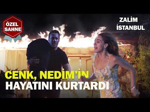 Cenk, Nedim'in Hayatını Kurtardı! - Zalim İstanbul Özel Klip