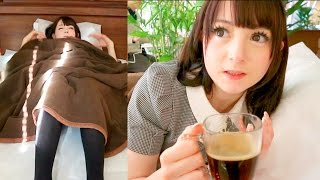 What happens in a JAPANESE BED CAFE?