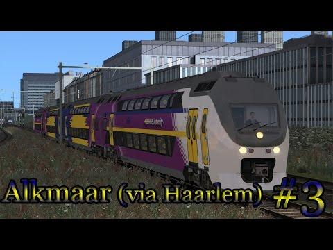Met de Virm naar Alkmaar - Train Simulator 2017 (livestream #3)