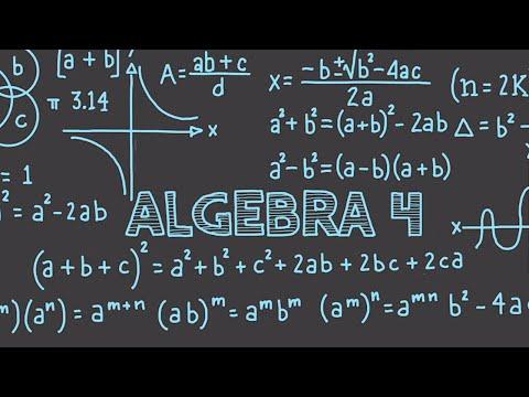 Algebra Tutorial 4 : Solving Inequalities