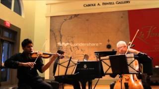 Bernstein Piano Trio mvt 1