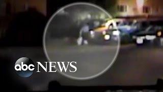 POLICE DOG TAKE-DOWN  INNOCENT UNARMED BLACK MAN