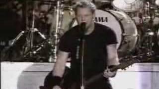 Metallica - I Disappear (live)