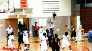 (AMAGYLON PRESENTS) Peoria Central High School Lady Lions Basketball Team '11-'12