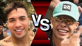 MC Brisola contra MC Lan - Duelo dos Funkeiros