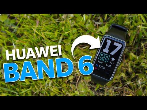 Recensione Huawei Band 6: ADDIO MI BAND! …