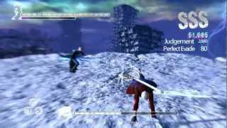 DmC: Devil May Cry - Dante VS. Vergil (Final Boss) - No Damage (DMD)