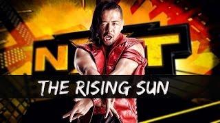Shinsuke Nakamura NXT & WWE Theme Song (The Rising Sun) NEW!
