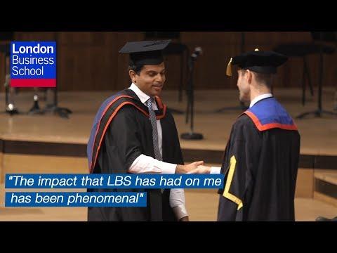 Nolan's MBA experience   London Business School