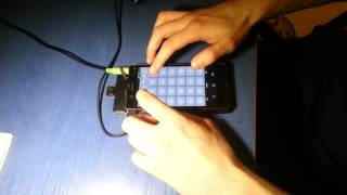 M4sonic - Weapon short cover with Dubstep Pad S