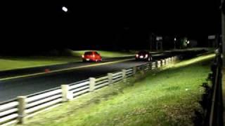 350z vs MS3 import final at centerville (1k ft track)