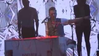 Noel Schajris - Te vi venir - Lunario (19- oct-2014)
