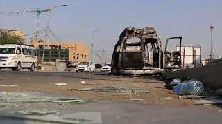 Situation in Iraq's Basra, day after Iran consulate torched