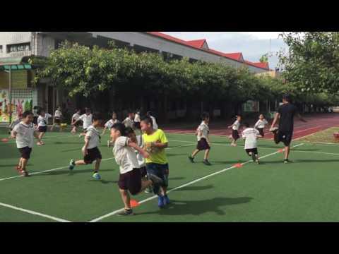 20161021體能課第2部 - YouTube
