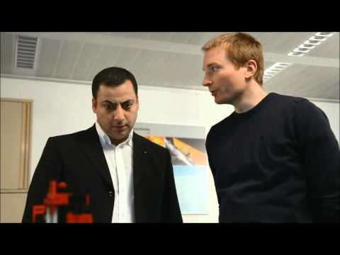 Visual Computing Report - Video Podcast CPE only (English)