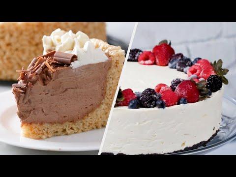 Ultimate Cheesecake Marathon ? Tasty Recipes