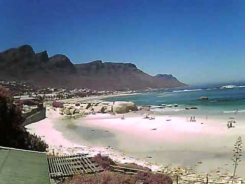 Timelapse Video – Glen Beach & Camps Bay – 05/01/2011