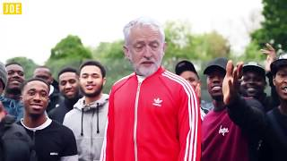 Vote for Jeremy 'Stormzy' Corbyn - Shut Up Remix in under 40 Seconds #VoteLabour #ForTheMany