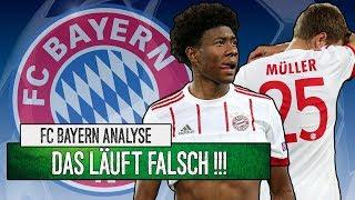 FC Bayern KRISE: Das läuft falsch! | Analyse
