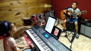 Pr. Antônio Cirilo   Sua Presença é Real,,,técnica vocal em mais uma aula do Projeto