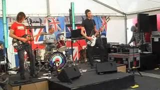 The Jam DRC -  Going Underground - Live