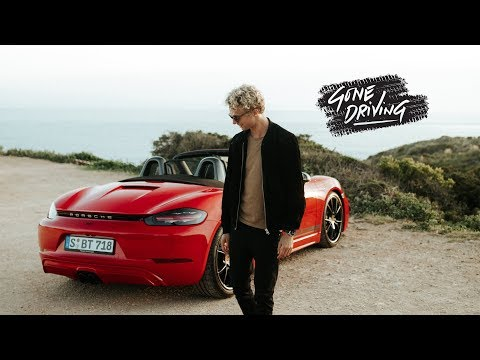 The Porsche 718 T Gone Driving with Oskar Bakke ?  Digital Detox Road Trip in Portugal