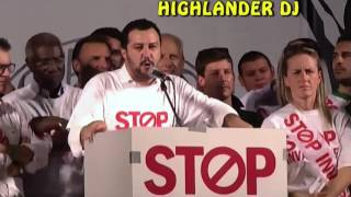 IL RAP DI MATTEO SALVINI (HIGHLANDER DJ)