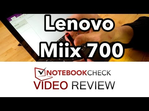 Lenovo Miix 700 Review and test results. (Detailed.)