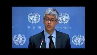 On Pakistan, UN Deputy Spox Haq Says Banning of GEO News Still in Court, Declared Hamid Mir Dead