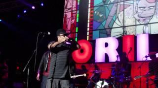 Gorillaz -Demon Days live in Phoenix Arizona!