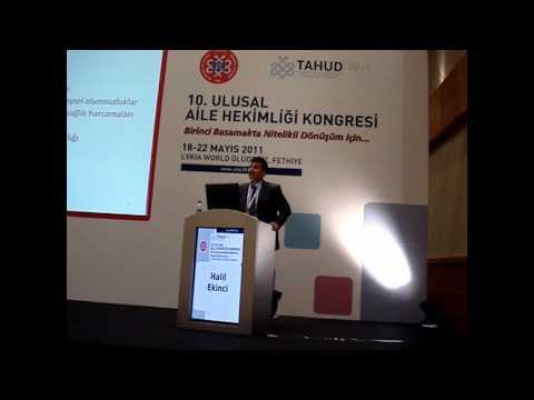 Dr.Halil EKİNCİ (1.Bölüm)-SAĞLIK BAKANLIĞI
