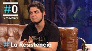 LA RESISTENCIA - Entrevista a David Sainz   #LaResistencia 14.03.2018