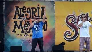 ALI BABA URBANO_LIVE_ EN ALEGRIA DE MEXICO