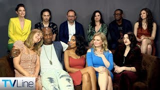 'Supergirl' Cast Talks Pants, Pregnancy and Lena's Revenge | Comic-Con 2019 | TVLine