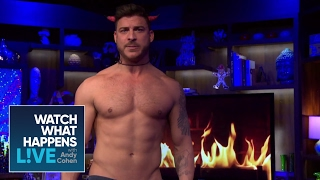 Jax Taylor Performs The Devil's Advocate | Topless Monologues | WWHL