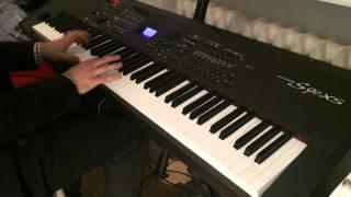 Dżem- Wehikuł czasu piano cover by Bzykupoland!
