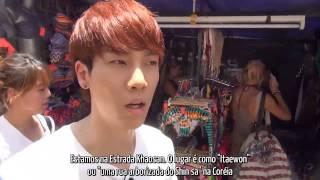 [Boys Republic] BOYS TV NEWS 03 - Filming in Thailand (Legendado PT-BR)
