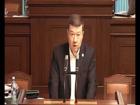 Tomio Okamura: Hnutí SPD prosazuje změny stavebního zákona
