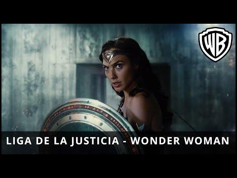 Liga de la Justicia - Wonder Woman - Únete a la Liga - Wonder Woman