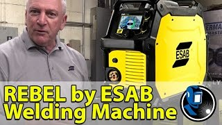 Rebel Welding Machine Overview