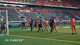 Screenshot van video Aftermovie FC Twente - Excelsior'31 (FC Twente TV)
