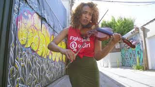 Power Glide on Violin: Rae Serrmurd   Ezinma